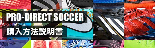 Pro-Direct Soccer利用方法解説